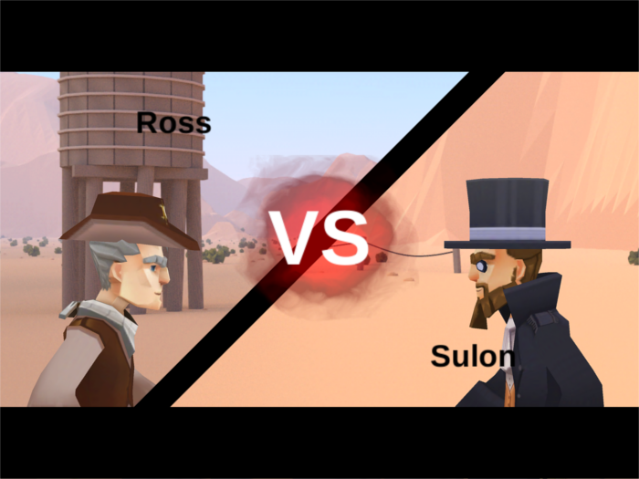 The fight in Duels - Multiplayer is starting. Are you ready?